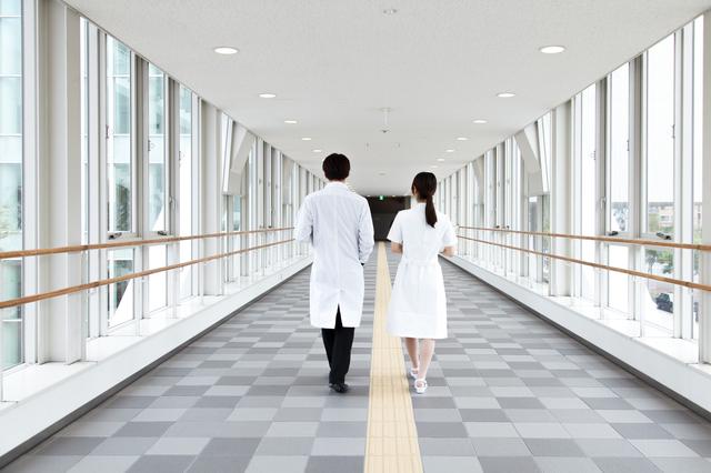 看護師、医師